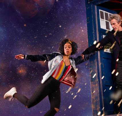 OSN Doctor Who Canvas